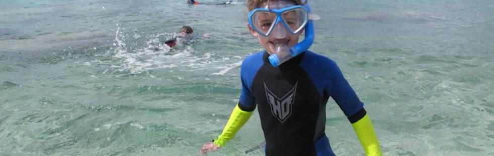Kids Snorkeling - Bonaire