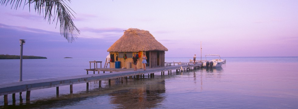 Sunrise - Belize